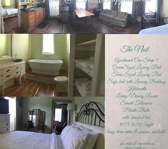 Whippoorwill Hotel: Nest Apartment Suite - Water Valley - Egyéb