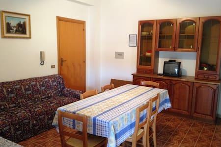 Appartamento a 40 metri dal mare - Caulonia Marina - Leilighet