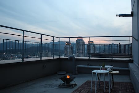 On Top of Daejeon - Apartemen