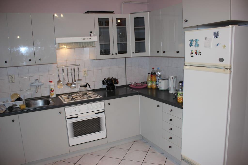 Kitchen - Konyha