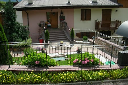 Appartamento Altopiano Paganella - Wohnung