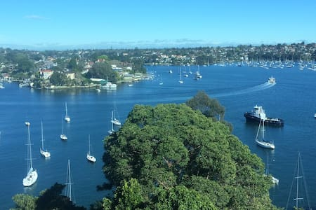 Outstanding view from everywhere - close to CBD - Leilighet