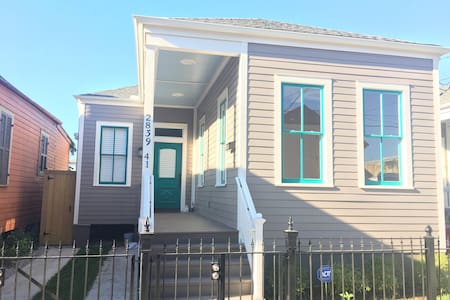 Spacious room in hip Irish Channel. - New Orleans