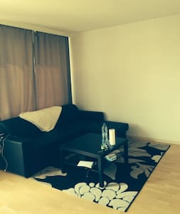 Nice Studio near European Parlement - Schaerbeek - Wohnung