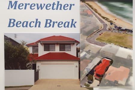 Beach Break - two double bedrooms - Merewether