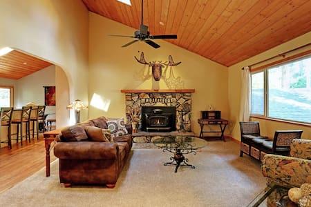 Wicker Moose Manor - Pollock Pines - House