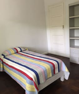 Luminosa y amplia habitación privada en Vte López - Vicente López