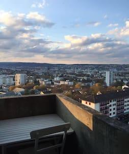 Zwischenmiete 3-Zimmer Wohnung 04.07.16 - 31.09.16 - Zürich
