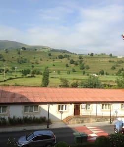 Apartamento  en zona tranquila con hermosas vistas - Selaya - Pis