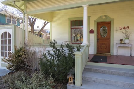 College Neighborhood Bungalow - Pocatello