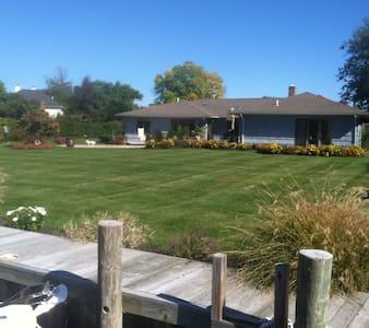 Charming Home in South Bayport - Bayport - 独立屋
