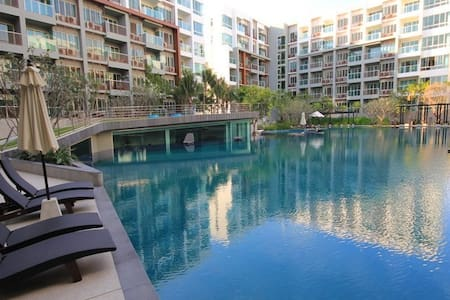 relaxing condo near the beach - Hua Hin
