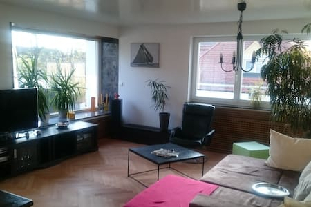 Room in Penthouse in München-Laim - München
