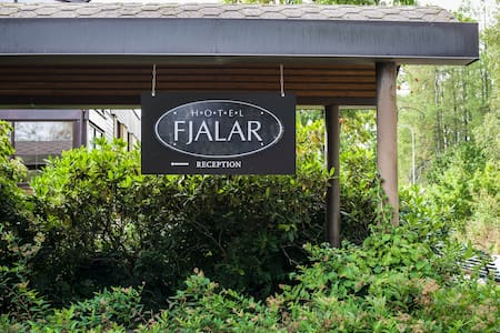 Hotel Fjalar - Bed & Breakfast