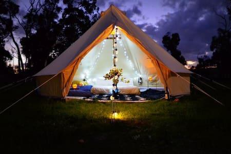 Nomadika Glamping - Your mobile pop-up sanctuary - Tält