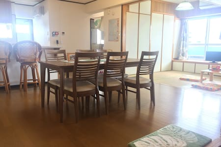 Near Airport 5min【1floor charter】 - Apartment