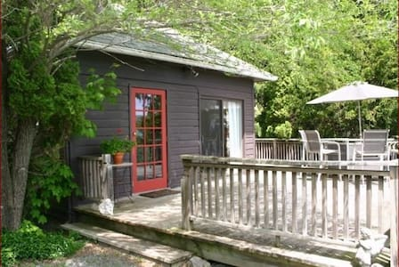 Dancing Angel- A luxury cottage near Woodstock NY - Cabane