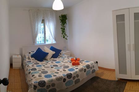 Double room in bac de roda. - Barcelona - Wohnung