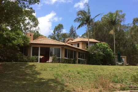 Rural setting near Theme Parks. Peace & private. - Upper Coomera