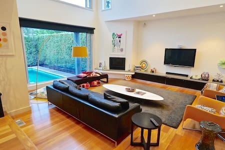 Modern luxury in the heart of Balwyn - Balwyn - Hus