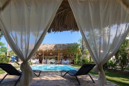 Hotel Enjoy chambre n7 - Las Terrenas - Bungalow