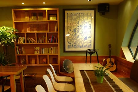 Nanning TravellingWith hostel 4 Bed Mixed Dorm - Nanning
