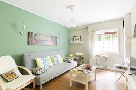 GARDEN MODERN SUNNY FLAT 60 m2 - Athina - Apartament