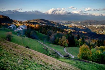 House close to Ljubljana and mountains - Casa