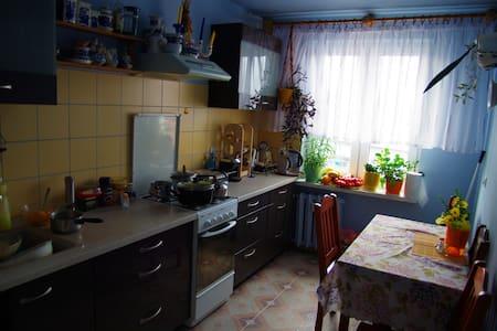 Przytulny pokój blisko centrum Lublina - Apartment