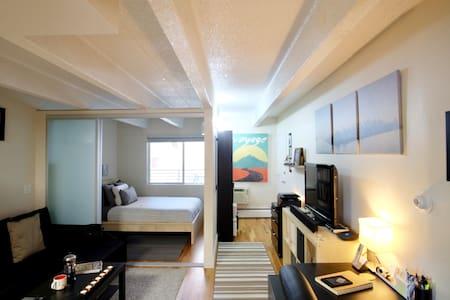 Quiet, Cozy, Modern Apartment in heart of Denver - Denver - Wohnung