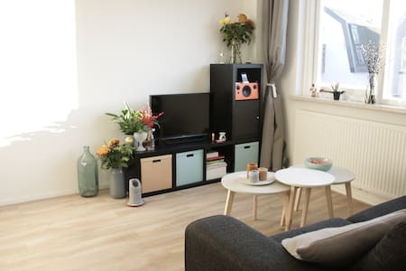Cozy apartment in the historical centre - Haarlem - Lejlighed