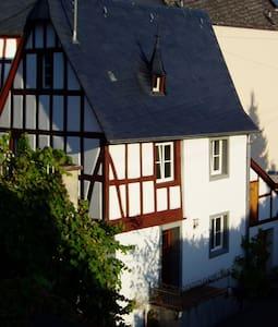 Fachwerkhaus in der Abteistraße - Mesenich - Haus