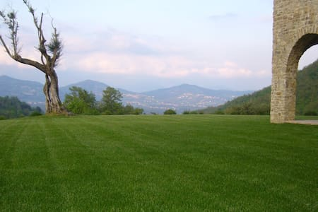 Il Cervo near Gubbio Pool/Tennis - Umbertide - Townhouse