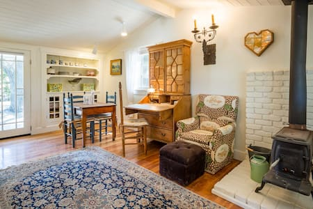 Pistachio Cottage in Los Olivos - Bungalow