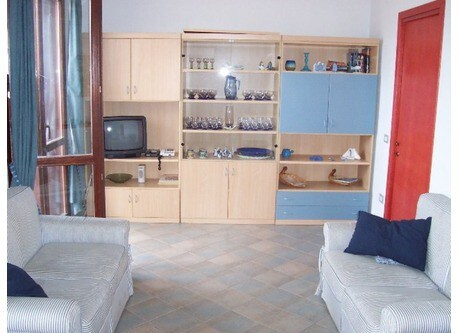 How much is the apartment in Villasimius in euro