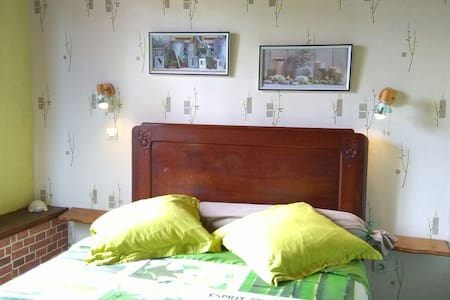 Villa Jeanne d'Arc - Chambre Zen - Valhuon - Bed & Breakfast