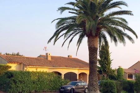Villa  entre Grasse CannesMandelieu - House