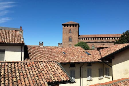 Incantevole nido con vista sul Castello - Apartment