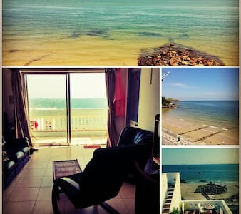Brittany's Beach side apartment - tp. Vũng Tàu - Apartemen