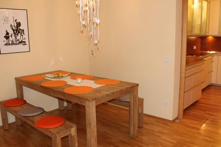 Moderne Wohnung am Ossiacher See  - Apartment