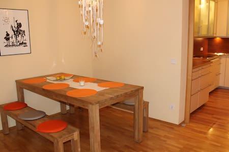 Moderne Wohnung am Ossiacher See  - Apartemen