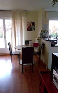 Appartement calme proche Strasbourg - Apartment
