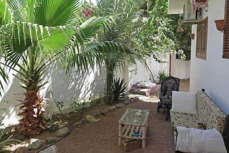 Sinai Sun Villa - 2 bedroom, garden - Dahab