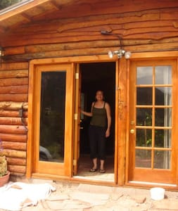 Jemez Hideaway - Blockhütte