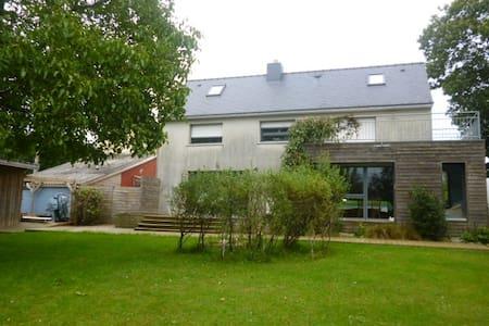 Maison individuellle en centre Bretagne - Neulliac - Haus