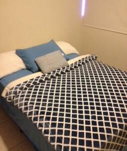 excelente y cómoda habitación, cerca del metro - Panama City - Apartment