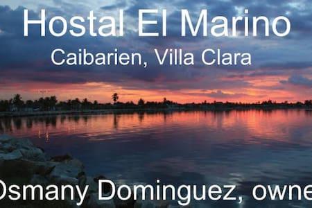 Hostal El Marino Phone 53 52510677 - Bed & Breakfast