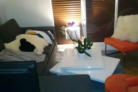 Studio cosy au pied du canal!!! - Apartment