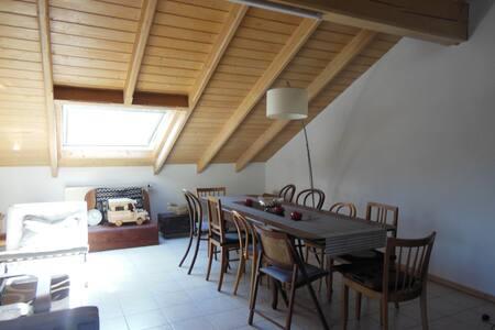Herrliche Wohnung mit Traumgarten - Apartment