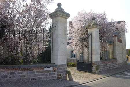 Gîte de l'Abbaye d'Etrun - Étrun - Huis